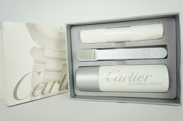 カルティエ メタルブレスレット用 クリーニングキット