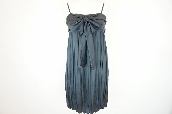 ティアラ(Tiara) ワンピース ドレス 8 黒 レディース
