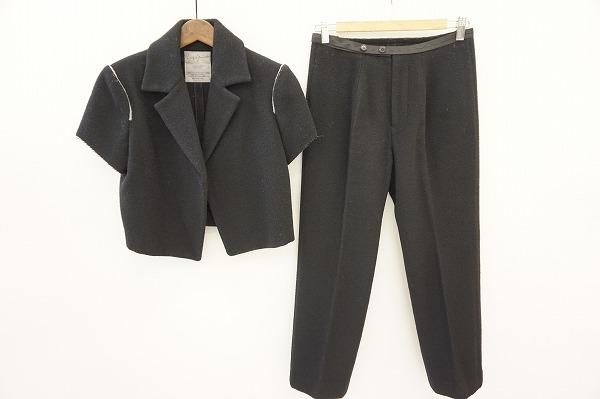 ヨウジヤマモトのセットアップを買取しました。洋服買取がアクイールにお任せください。