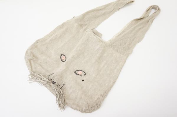 ミナペルホネンのうさバッグをお売り頂きました。ブランド洋服買取ならアクイールへ。