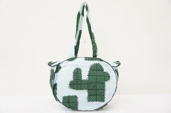 ミナペルホネンのミニバッグをお売り頂きました。買取実績豊富なリサイクルショップのアクイール。