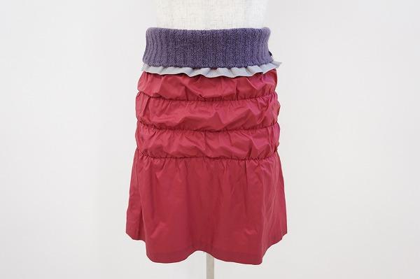 神奈川県横浜市のお客様より出張買取にてサカイのスカートをお売りいただきました。