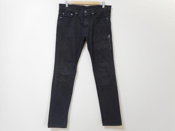 ニールバレット パンツ 33 黒 メンズ