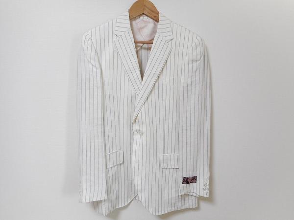 ティモシーエベレスト ジャケット 3B 麻 メンズ