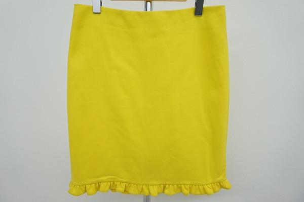マルニ(MARNI) スカート 42 イエロー レディース