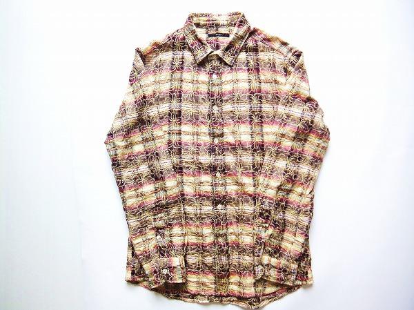 キャシージェーン 長袖シャツ 2 メンズ