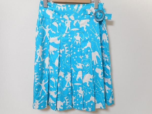 東京都渋谷区のお客様よりレナランゲのスカートをお買取しました。