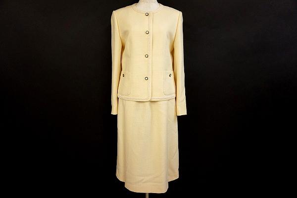 ニューヨーカー スカートスーツ 美品 レディース