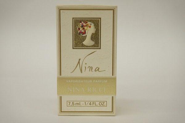 長年愛されている名香ニナリッチの魔法の香水「ニナ」7.5ml
