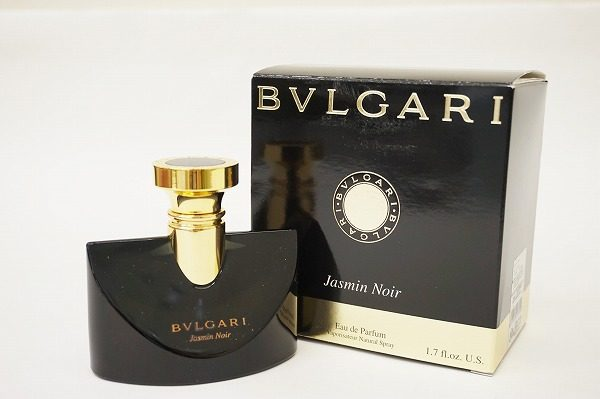 心が洗われるようなジャスミンの香り…ブルガリのjasminnoirを買取しました