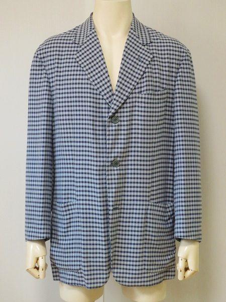 シルク素材の爽やかなデザインが素敵なアニオナのジャケット