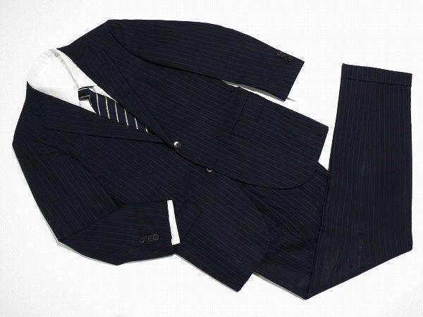 シックなトゥモローランド×グアベロsuper120'sスーツ