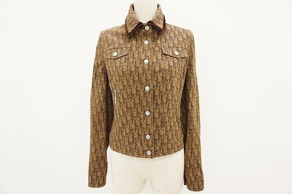 クリスチャンディオールのジャケットをお売りいただきました。洋服買取ならアクイールにおまかせください!