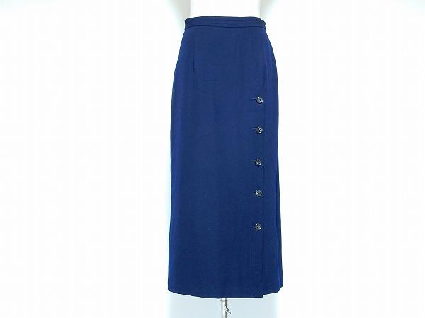 コムデギャルソン スカート M 黒 美品 レディース