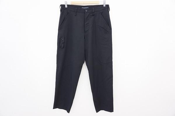 REGULATION ヨウジヤマモト パンツ 2 黒 メンズ