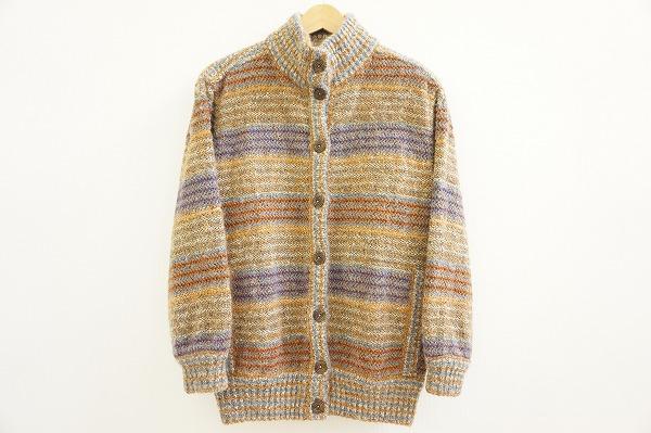ミッソーニのリバーシブルジャケットを買取。ミッソーニのメンズアイテムを売るならアクイールへ。