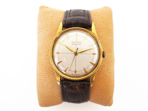 ヴァルカン VULCAN 腕時計 グランプリ メンズ