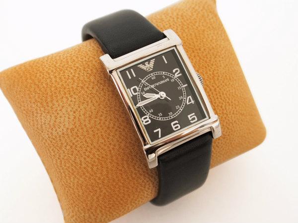 エンポリオアルマーニ 腕時計 AR-0210 レザー