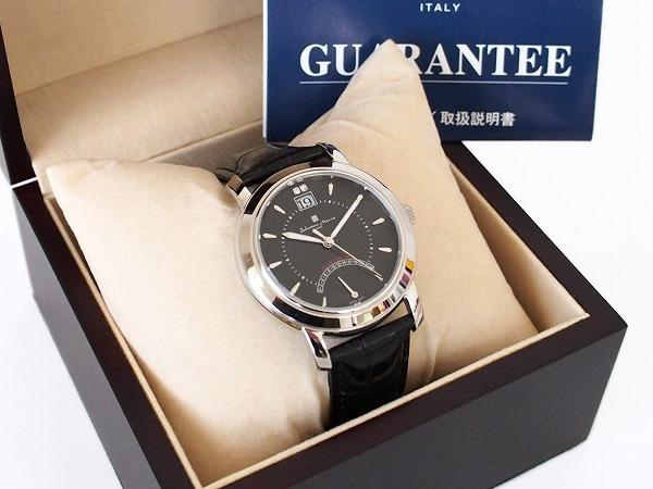 サルバトーレマーラ 腕時計 ダイヤ デイト メンズ