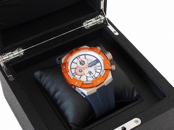 ブレラオロロジ BRERA 腕時計 クロノグラフ メンズ