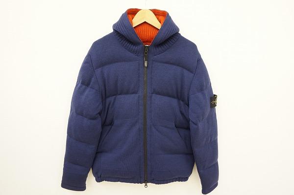 東京都港区のお客様よりストーンアイランドのダウンジャケットをお売りいただきました。