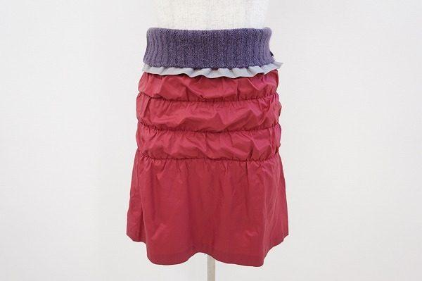 世界からも注目を集める日本発ブランド、サカイのスカートを買取しました