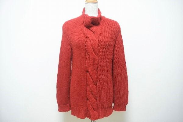 ヨウジヤマモトのセーターを買取しました。洋服買取ならアクイールにお任せください。