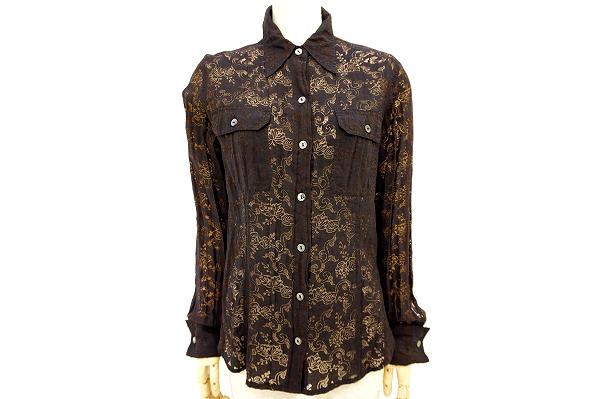 フェンディのシャツブラウスをお売りいただきました。フェンディ買取ならアクイールにおまかせください!