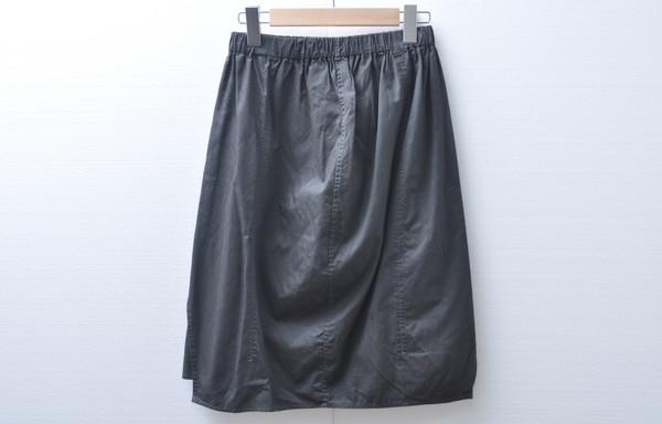 ヨーガンレール スカート 深緑 美品 レディース
