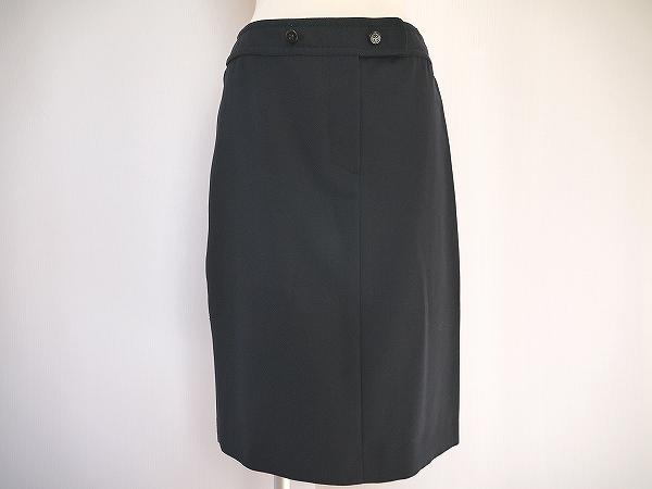 ジャンフランコフェレ スカート 42 紺 レディース