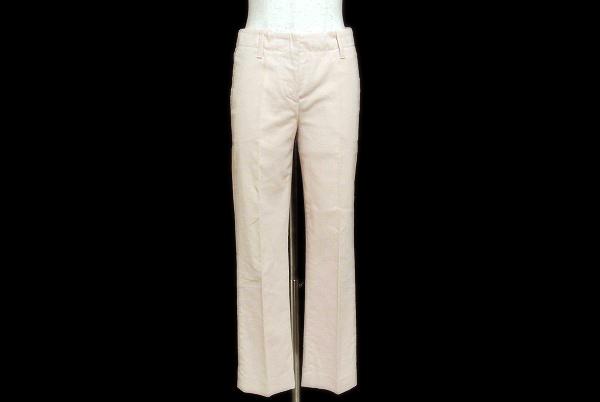 インコテックス スローウェア パンツ 38 薄ピンク レディース