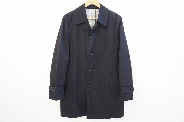 コムデギャルソンオム コート S 黒 美品 メンズ