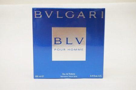 男性用香水の定番!ブルガリーブループールオムをお買取いたしました