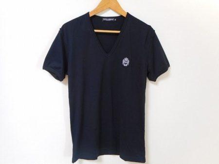 何枚あっても重宝するTシャツも、ドルチェ&ガッパーナでラグジュアリーに!