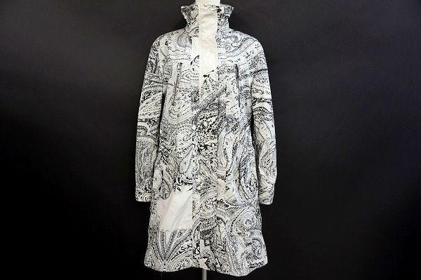 エトロのジップアップコートを買取しました。洋服買取ならアクイール祖師ヶ谷大蔵店へ
