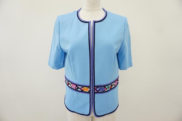 レオナールのジャケットをお売りいただきました。洋服買取ならアクイールへ