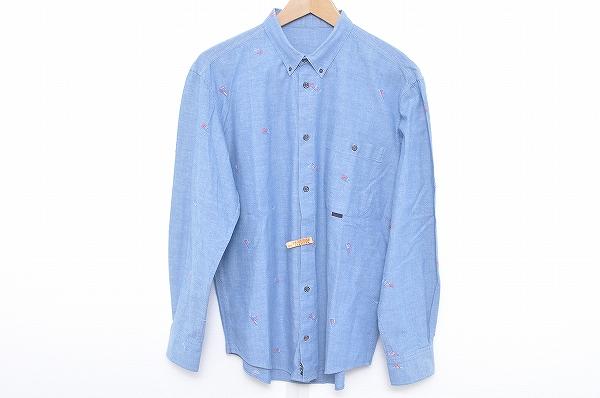 神奈川県横浜市のお客様よりパパスの長袖シャツをお買取いたしました。