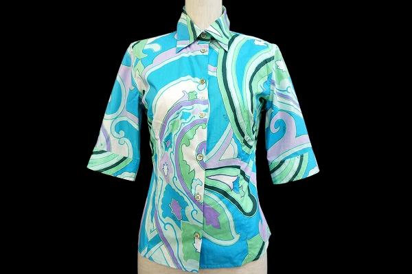エトロのシャツブラウスを買取しました。洋服買取ならアクイールへ