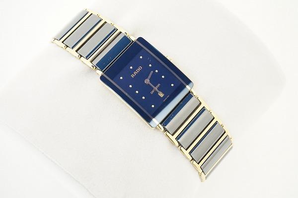 ラドー RADO 腕時計 ダイアスター ジュビリー 160.0281.3N メンズ