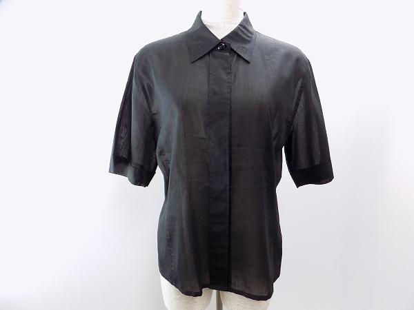 クリスチャンディオールのシャツブラウスをお売りいただきました。洋服買取ならアクイールへ。