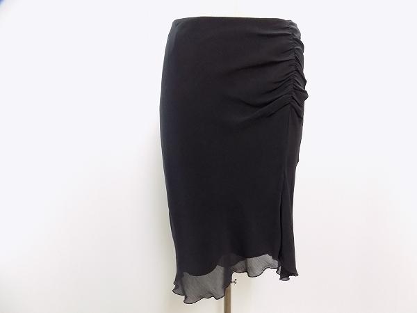 アイシービー スカート 9 黒 美品 レディース