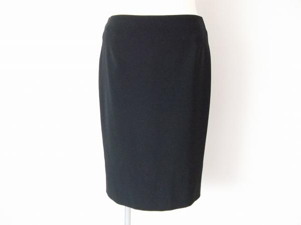 23区 スカート 38 黒 美品 レディース