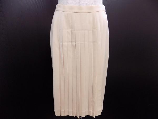 ハロッズ スカート 2 ベージュ 美品 レディース