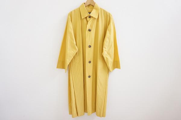 イッセイミヤケのメンズコートを買取しました。ブランド買取ならアクイールへ。