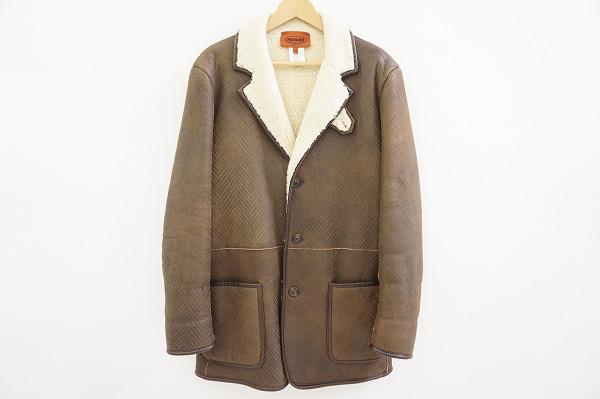 出張買取をご利用いただきミッソーニ のムートンコートをお買取致しました。
