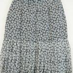 大人カワイイデザインに一目惚れ!フォクシーの小花柄絹スカート