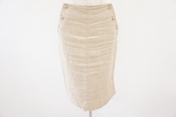 さりげないミリタリーな、エポカのスカートを買取しました