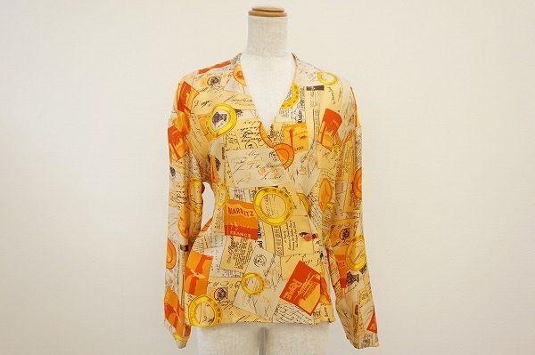 上流階級の装いを!セリーヌのジャケットを買取いたしました。