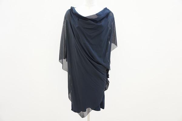 イッセイミヤケのシフォンワンピースを買取しました。洋服を売るならアクイールへお任せください。