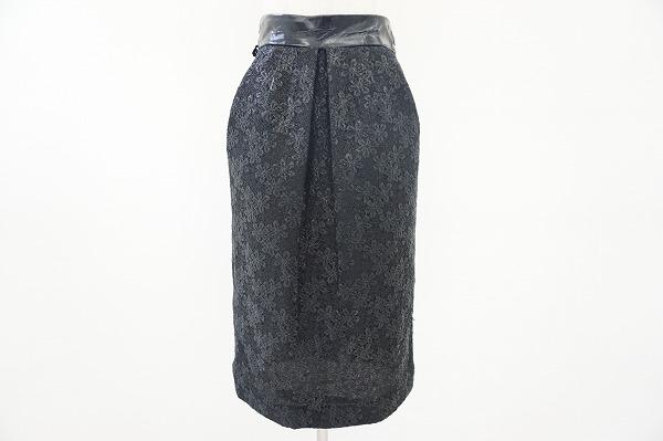 D&G ドルチェ&ガッバーナ スカート 36 黒 レディース